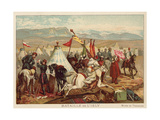 Battle of Isly  Morocco  1844