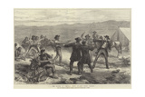 The Murder of General Canby by the Modoc Indians