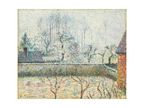 Landscape with Houses and Wall