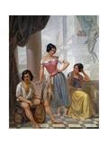 Group of Gypsies  1849