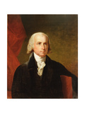 James Madison  1835 after the Original by Gilbert Stuart