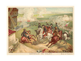 Battle of Valmy  France  1792