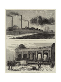 The Explosion of the Rocket Factory at Woolwich Arsenal