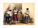 Women of Puebla  after 1836