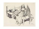 Der Schutz Engel  1905