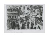Place Du Havre  À Paris  C 1897
