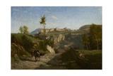 Landscape Near Crémieu