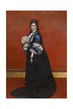 Madam De Rute  Born Marie Laetitia Bonaparte-Wyse  1872