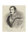 The Late Duke of Saxe-Coburg and Gotha