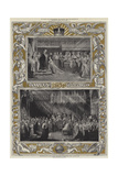 The Coronation of Her Majesty the Queen in Westminster Abbey  28 June 1838