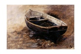 Study of a Dinghy  1901