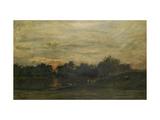 Landscape: Sunset
