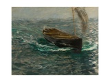 Study of a Sailing Dinghy