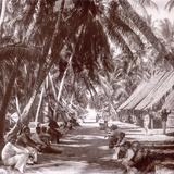 Tuamotus Tahiti  Late 1800s