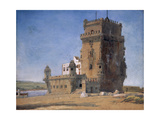 Tower of Belem  C 1825-6