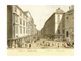 View of Kohlmarkt  1786