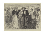 The Sultan of Zanzibar at Lady Frere's Garden Party