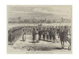 Manner of Swearing in Recruits to Our Indian Native Army