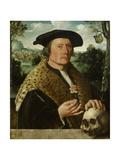 Portrait of Pompeius Occo  C 1531