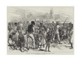Reminiscences of the Kaffir War in South Africa  Feeding Kaffir Women and Children