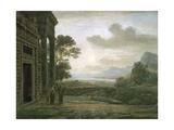 The Expulsion of Hagar  1668