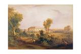 Camden Park House  Home of John Macarthur (1767-1834)  1843