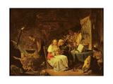 Incantation Scene