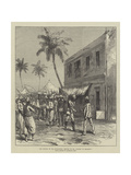 The Finding of Dr Livingstone  Return of Mr Stanley to Bagamoyo
