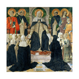 St Catherine of Siena as the Spiritual Mother of the 2nd and 3rd Orders of St Dominic