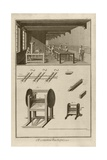 Pedal-Mill (Plate I)  1762