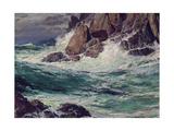 Stormy Seas  1923