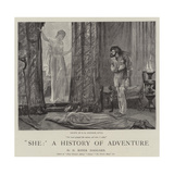 She  a History of Adventure