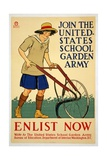 Join the United States School Garden Army - Enlist Now  1918