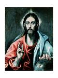 Cristo Salvator Mundi  C1600