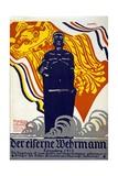 Der Eiserner Wehrmann  Königsberg 1915  1915
