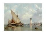 Off the Coast of Leghorn  1848