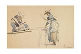 Two Washerwomen