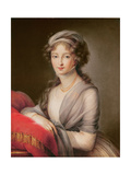 The Grand Duchess Elizabeth Alexeievna