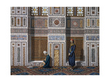 Men in Prayer