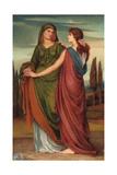 Naomi and Ruth  1887