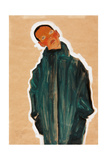 Boy in Green Coat  1910