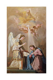 The Annunciation (Oil)