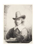 Man in High Hat  C1645-50