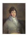 Portrait of Isidoro Maiquez  1807