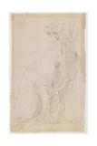 Seated Dog  1710-1715