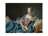 Madame De Pompadour  C1758