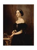 Portrait of a Venetian Woman  C1852