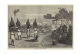 Victims of the Mem-Hoo-Who  Dahomey