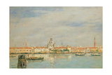 The Giudecca from the Zatteri  Venice