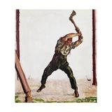 Woodcutter  1910